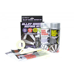 TERRAFIRMA ALLOY WHEEL REPAIR KIT SILVER