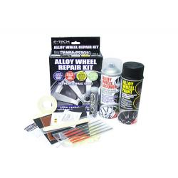 TERRAFIRMA ALLOY WHEEL REPAIR KIT MOTORSPORT BLACK