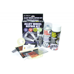 TERRAFIRMA ALLOY WHEEL REPAIR KIT COMPETITION WHITE