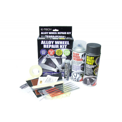 TERRAFIRMA ALLOY WHEEL REPAIR KIT TECHNIK GREY