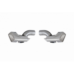 2012 MODEL EXHAUST TAILPIPES (DIESEL ENGINE)