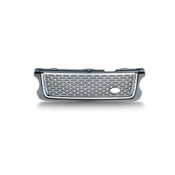 2012 MODEL FRONT GRILL (BLACK AND CHROME)