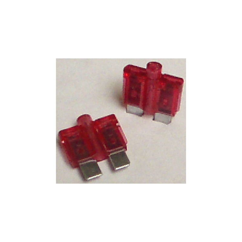 BLOW FUSE 25 amp CLEAR - PACK OF 50