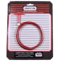 RED HANDLE PULL CABLE 3M LONG