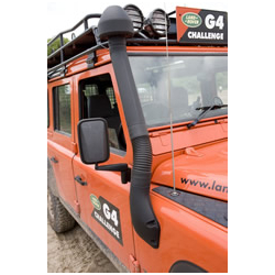 Raised Air Intake Plastic Defender 200tdi
