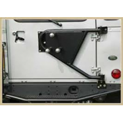 Spare Wheel Carrier suitable for half door