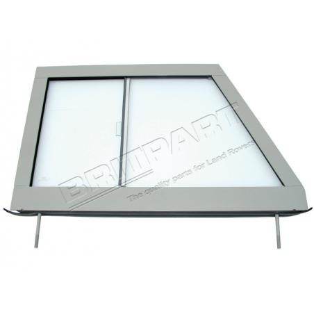 DOOR TOP WITH GLASS RH