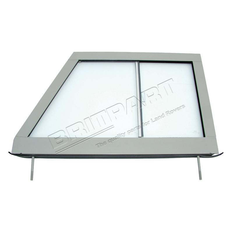 DOOR TOP WITH GLASS LH