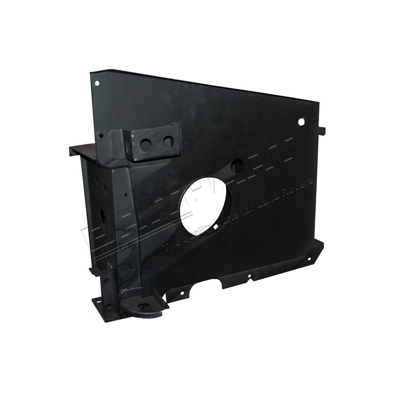 RR HEADLAMP BOX O/S