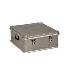 ALUMINIUM BOX 580 x 580 x 240