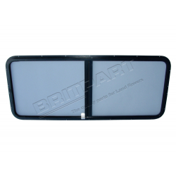WINDOW KIT STD - GREY TINT (PAIR)