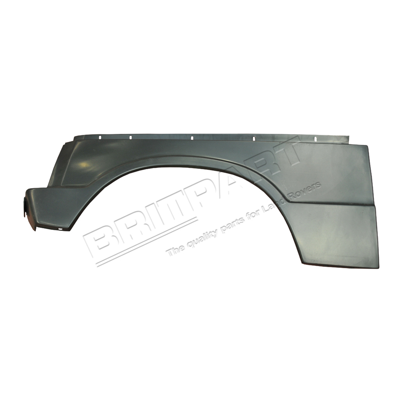 FRONT WING N/S PLASTIC