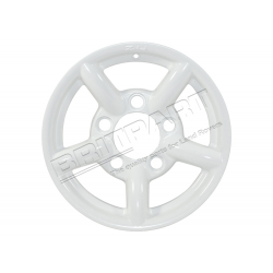 ZU WHEEL 16x7 WHITE