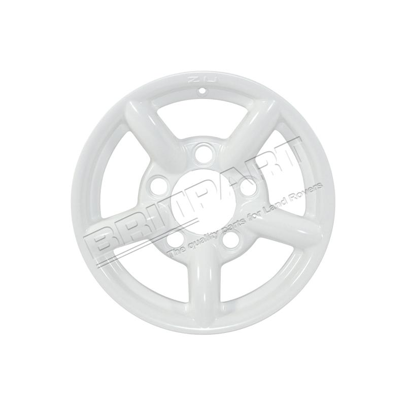 ZU WHEEL 16x7 WHITE