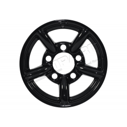 ZU WHEEL 16x7 BLACK GLOSS