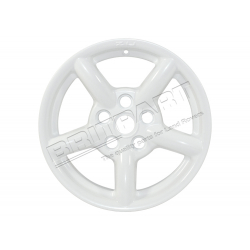 ZU WHEEL 16x8 WHITE