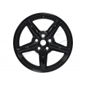 ZU WHEEL 16x8 BLACK GLOSS