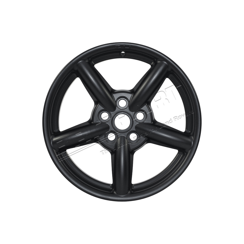ZU WHEELS 18 X 8 BLACK MATT