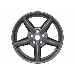 ZU WHEEL 18 X 8 ANTHRACITE GLOSS