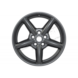 ZU WHEEL 18 X 8 ANTHRACITE MATT