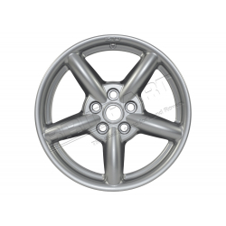 ZU WHEEL 18 X 8 HIGH POWER SILVER
