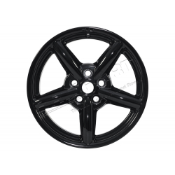 ZU WHEEL 18 X 8 BLACK GLOSS & SPACER