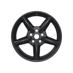 ZU WHEEL 18 X 8 BLACK MATT & SPACER