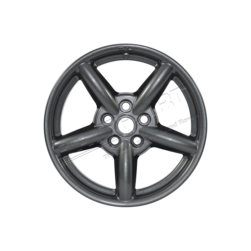 ZU WHEEL 18 X 8 ANTHRACITE GLOSS & S