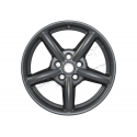 ZU WHEEL 18 X 8 ANTHRACITE MATT & SP