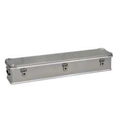 ALUMINIUM BOX 125 x 27x 21 (56L)