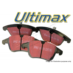 BRAKE PAD REAR ULTIMAX