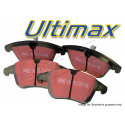 BRAKE PAD FRONT ULTIMAX
