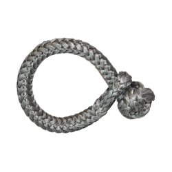Dynaline 10mm soft rope shackle (piece)