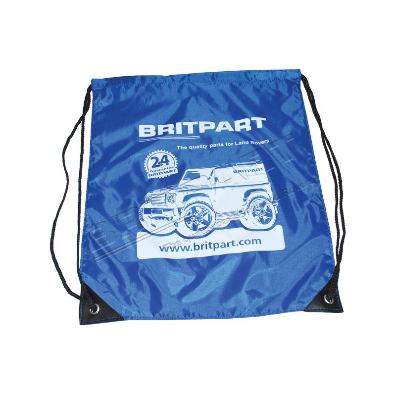 BRITPART DRAWSTRING BAG