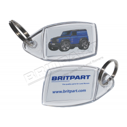 BRITPART KEY RING