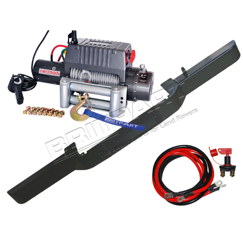 WINCH KIT- DEFENDER - 24V