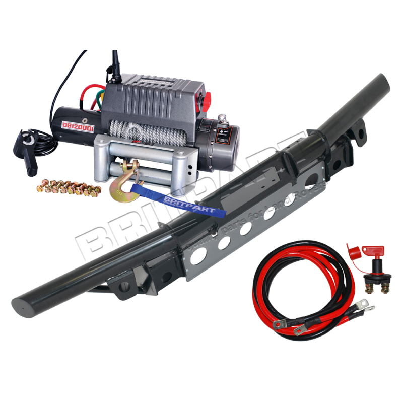 DEF WINCH BUMPER KIT
