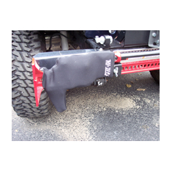 Hi lift neoprene jack cover