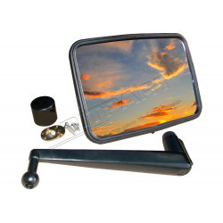 UNBREAKABLE MIRROR KIT CONVEX LONG A
