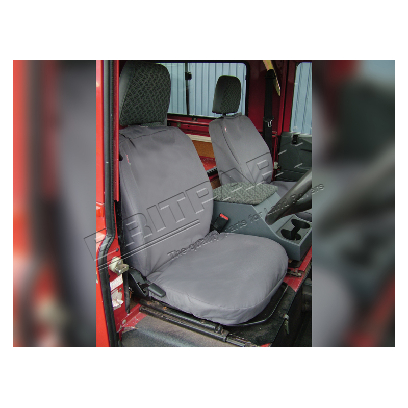 W/PROOF SEATCOVERS FRONTSET 3SEATS D