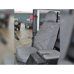 PAIR OF WATERPROOF FRONT SEAT COVER