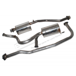 EXHAUST 90 DEFENDER 2.5TDI 94-95