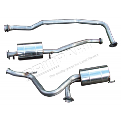 EXHAUST 90 DEFENDER 2.5TDI 95-97