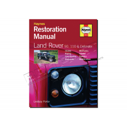HAYNES RESTORATION MANUAL DEFENDER
