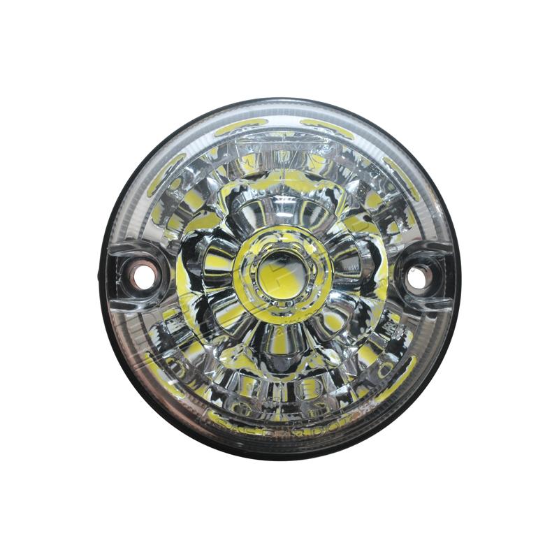 FRONT CLEAR SIDE LIGHT LED 12V