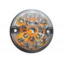 REAR CLEAR INDICATOR LAMP LED 12V