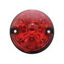 RED STOP TAIL LAMP LED 12V