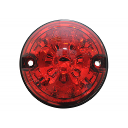 RED STOP TAIL LAMP LED 12V