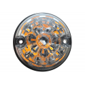 FRONT CLEAR INDICATOR LAMP LED 12V