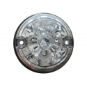 CLEAR STOP TAIL LAMP LED 12V